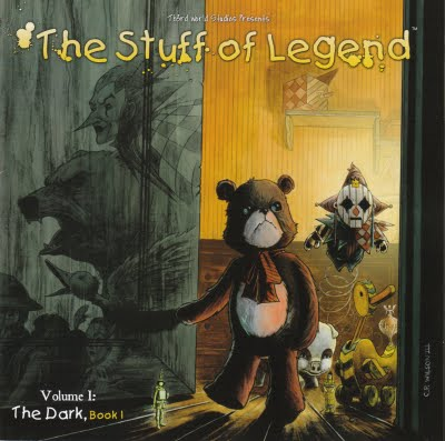 The Stuff of Legend Vol 1, Book 1